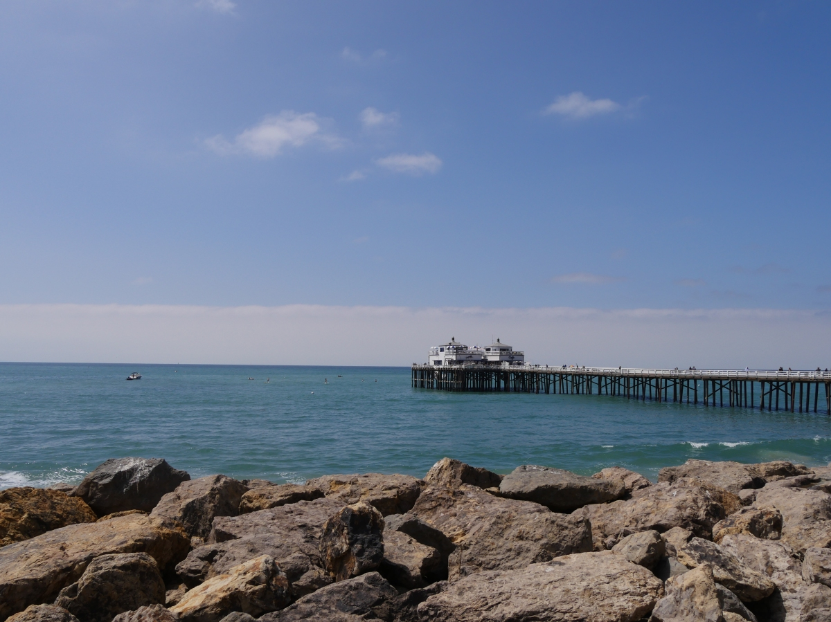 Exploring our state: Malibu, Hollywood, and Venice Beach