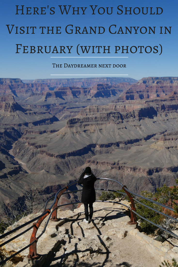 Here's Why You Should Visit the Grand Canyon in February (withphotos)