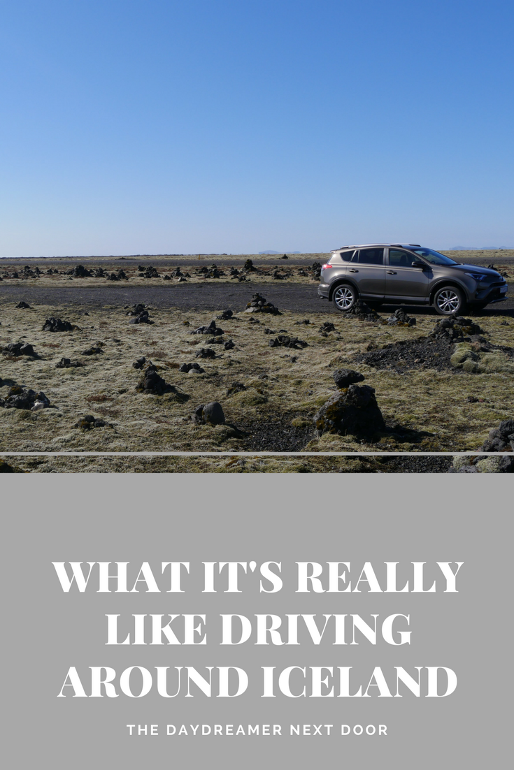 What It's Really Like Driving AroundIceland